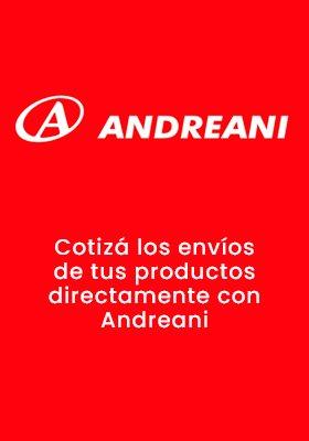 Integra Tu E-Commerce Con Andreani