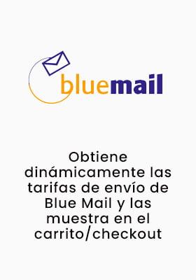 Integra Tu E-Commerce Con Blue Mail