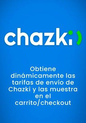 Integra Tu E-Commerce Con Chazki