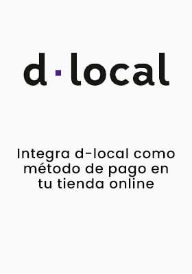 Integra Tu E-Commerce Con D-Local