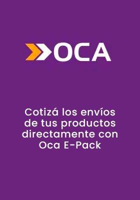 Integra Tu E-Commerce Con Oca E-Pack