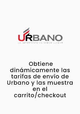 Integra Tu E-Commerce Con Urbano