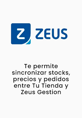 Integra Tu E-Commerce Con Zeus